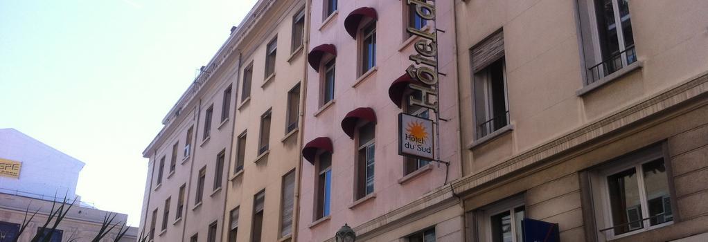 Hôtel du Sud Vieux Port - Marseille - Building