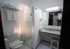 Aguas do Iguacu Hotel - Foz do Iguaçu - Bathroom