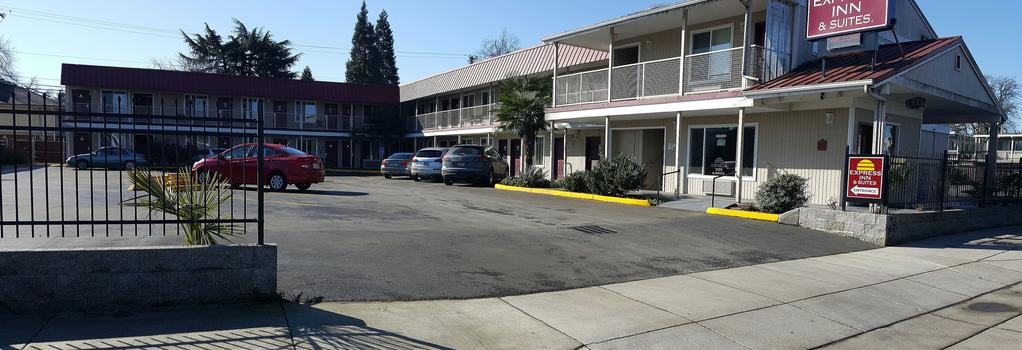 Express Inn & Suites - Eugene - Outdoor view