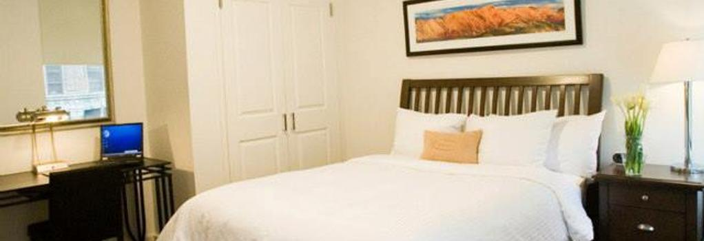 Oakwood 6th Avenue - New York - Bedroom