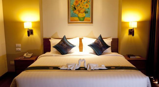 Lantana Resort - Bangkok - Bedroom