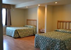 Oceana Inn - Santa Cruz - Bedroom