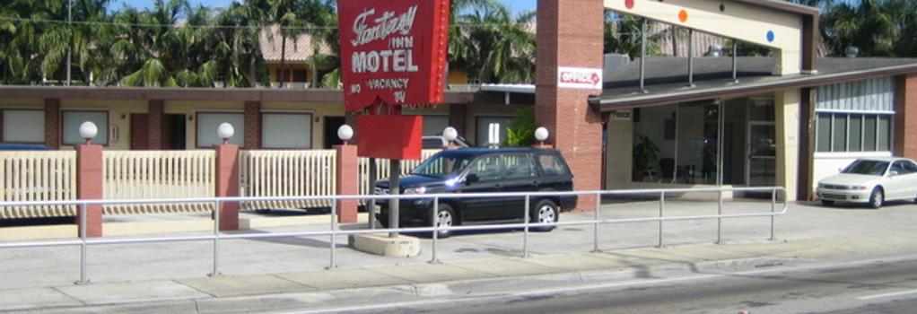 Palacio Inn Motel - Hialeah - Building