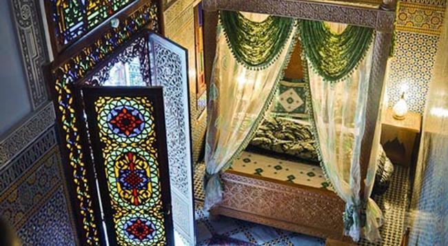 Riad Rcif - Fez - Building