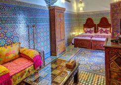 Riad Rcif - Fez - Bedroom