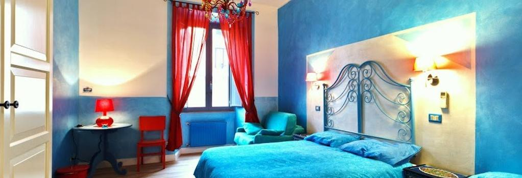 Dream Station Bed And Breakfast - Rome - Bedroom