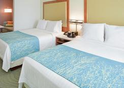 SpringHill Suites by Marriott Houston Brookhollow - Houston - Bedroom