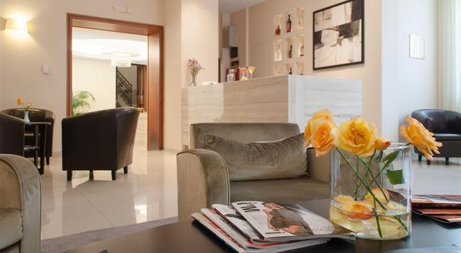 Hotel Nuvò - Naples - Lobby