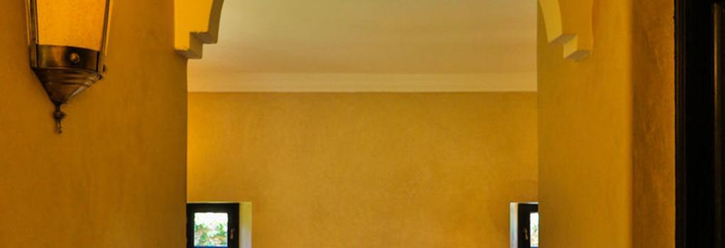 Essaouira Lodge - Essaouira - Bedroom