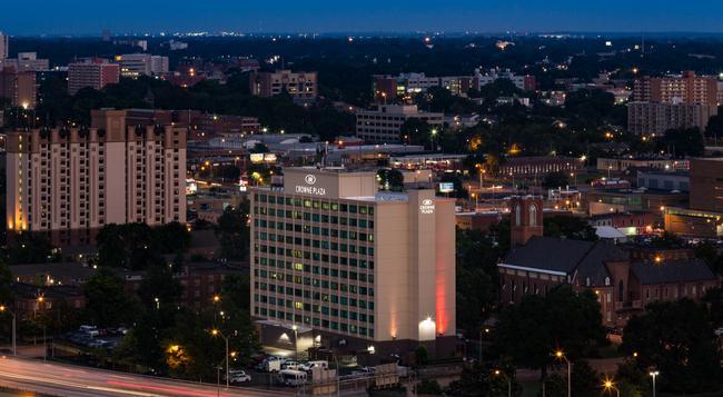 Crowne Plaza Memphis Downtown - Memphis - Building