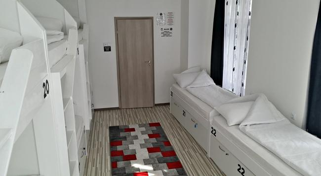 Hostel Inn Luxury - Sarajevo - Bedroom