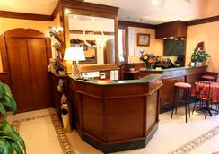 Hotel Baltico - Rome - Restaurant