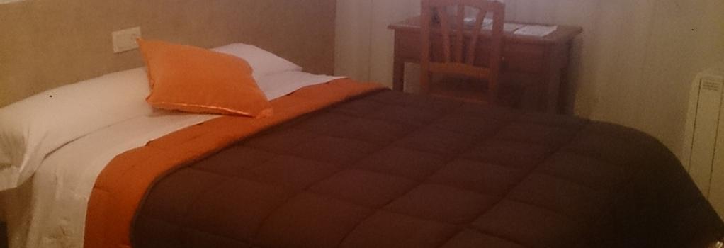 Pensión Santa Clara - La Coruña - Bedroom