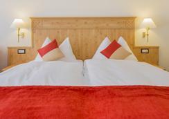 Hotel Täscherhof - Taesch - Bedroom