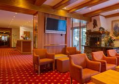 Hotel Täscherhof - Taesch - Lounge