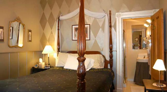 Madison Street Inn - Santa Clara - Bedroom