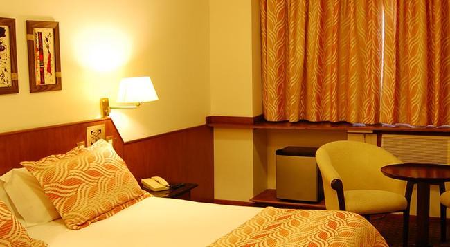 Quintana Hotel - San Luis - Bedroom