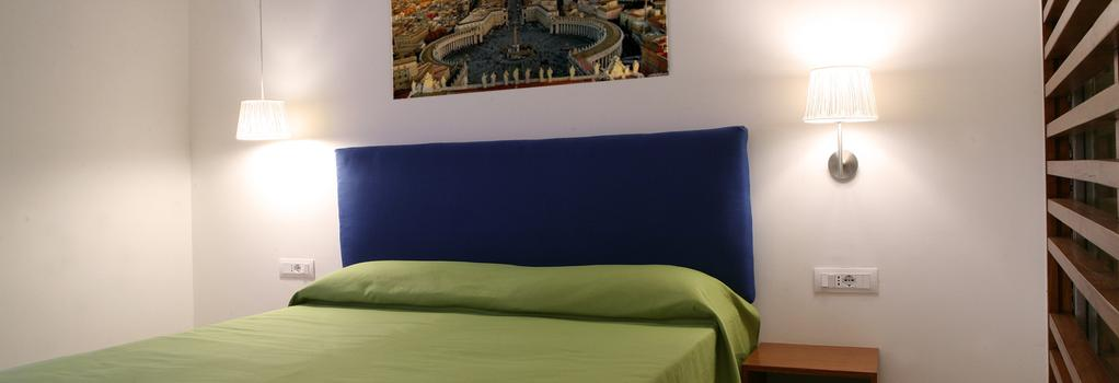 Why Not Roma - Rome - Bedroom
