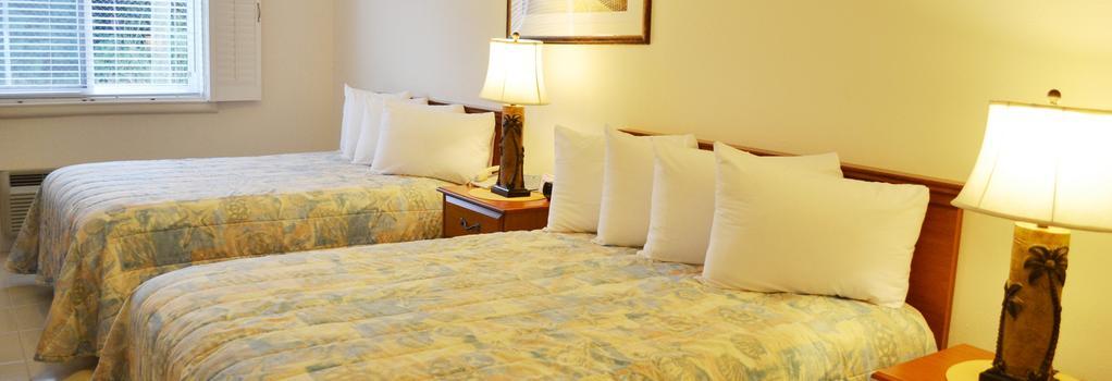 Las Vegas Hotel & Casino - Corozal - Bedroom
