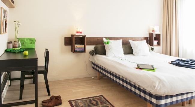 Townhouse Maastricht - Maastricht - Bedroom