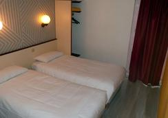 Hotel Crocus Caen Memorial - Caen - Bedroom