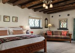 Inn of the Turquoise Bear - Santa Fe - Bedroom