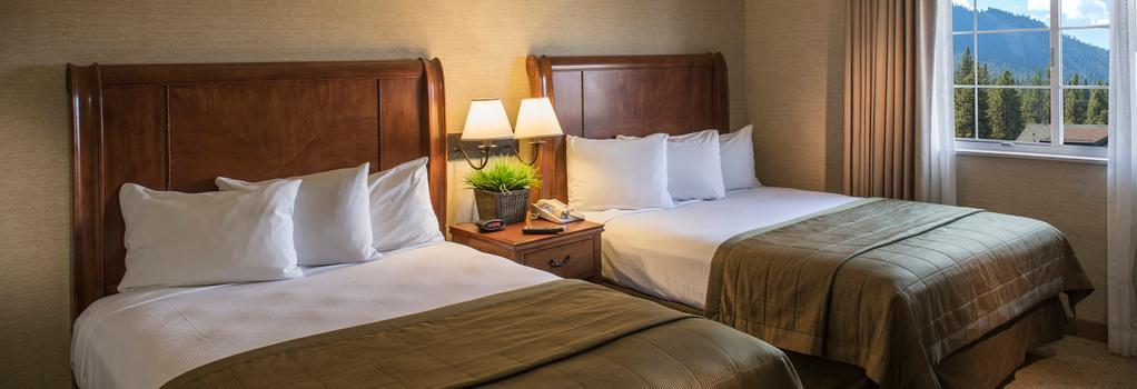Lake Tahoe Resort Hotel - South Lake Tahoe - Bedroom