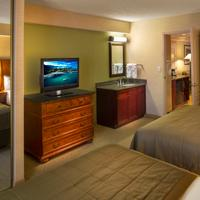 Lake Tahoe Resort Hotel Standard Suite with Two Queen Beds 2
