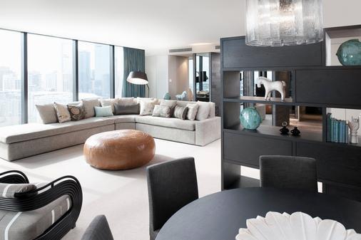 Crown Metropol - Melbourne - Living room