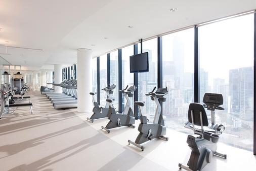 Crown Metropol - Melbourne - Gym