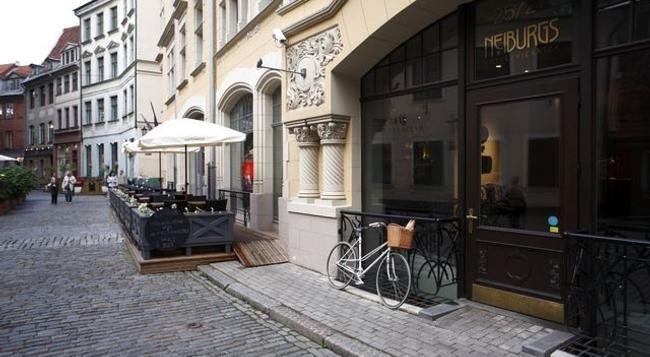 Hotel Neiburgs - Riga - Building