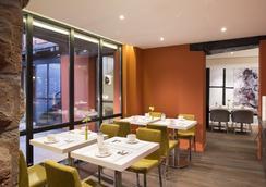 Hôtel Le Colombier - Colmar - Restaurant