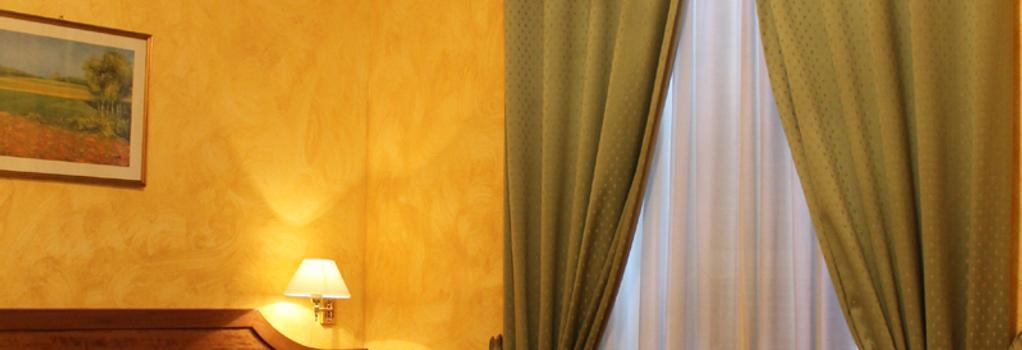 Hotel Fiori - Rome - Bedroom