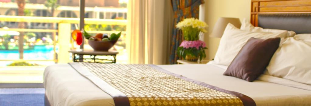 Pyramids Park Resort Cairo - Cairo - Bedroom