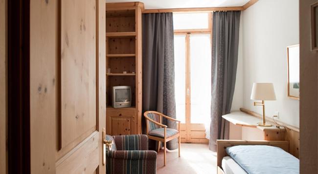 Hotel Davoserhof - Davos - Bedroom
