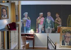 Arte Luise Kunsthotel - Berlin - Bedroom