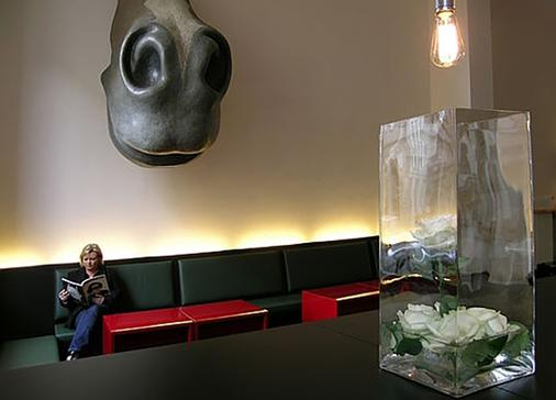 Arte Luise Kunsthotel - Berlin - Lobby