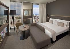 The Level at Meliá Barcelona Sky - Barcelona - Bedroom