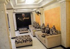 Vj City Hotel - Colombo - Lobby