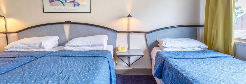 La Reserve Hotel - London - Bedroom