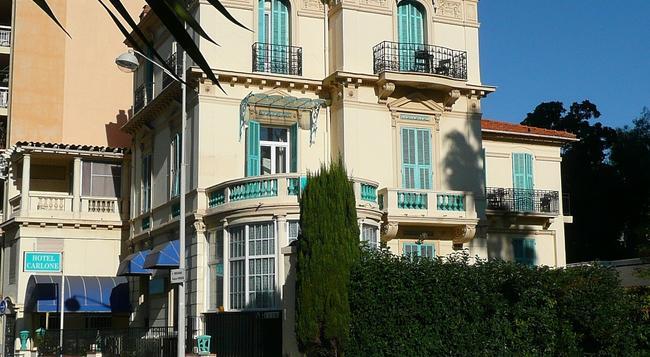 Hotel Carlone - Nice - Building