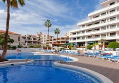 Hotel Apartamentos Andorra - Arona - Pool