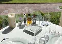 Manoir de la Poterie & Spa - Honfleur - Restaurant