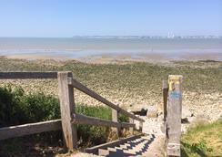 Manoir de la Poterie & Spa - Honfleur - Beach