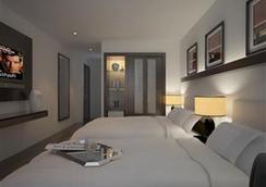Serene Boutique Hotel & Spa - Hanoi - Bedroom