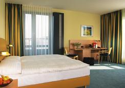 Intercityhotel Hamburg Hauptbahnhof - Hamburg - Bedroom