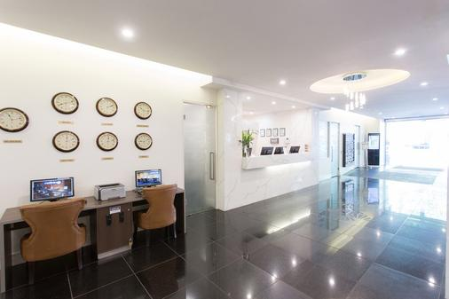 Great Southern Hotel Melbourne - Melbourne - Business centre