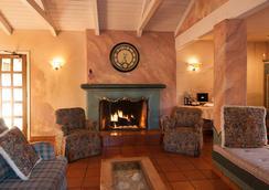 Franciscan Inn - Santa Barbara - Lobby