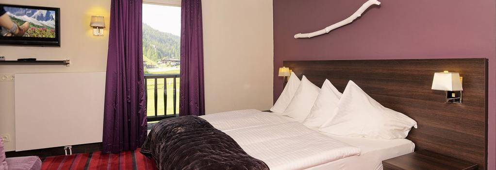Hotel Wetterstein - Seefeld - Bedroom