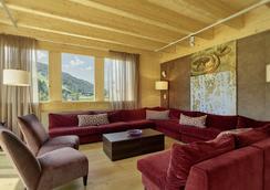 Hotel Wetterstein - Seefeld - Lounge